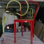 restyling sedie casa