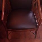 particolare sedia